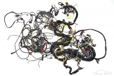 Ferrari 550 Maranello F133A RHD cables wiring loom