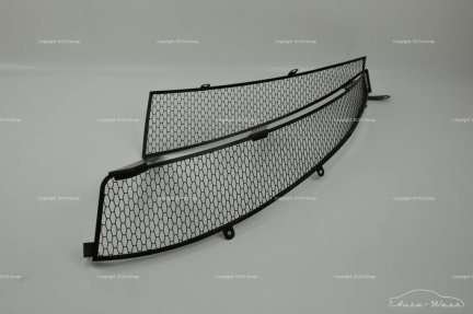 McLaren Mp4-12C Left side grille grid
