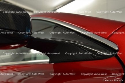 Aston Martin DB9 DBS Carbon wing mirrors left + right