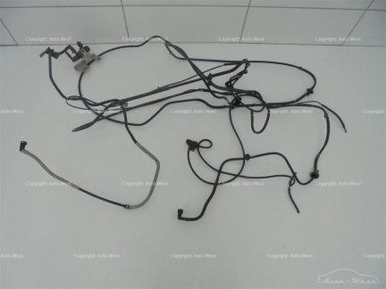 Aston Martin DB9 DBS Virage Underpressure cables pipe hoses valve