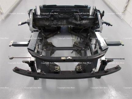 Lamborghini Gallardo Spyder Rear end frame chassis section bumper reinforcements