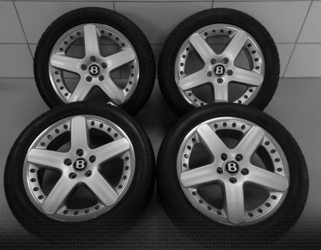 Wheels, rims & tires