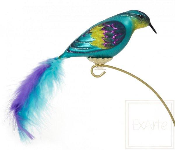 Vogel 13cm - Mit all seiner Pracht