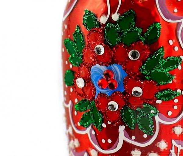 matrioszki ręcznie malowane bombki