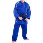 Judogi OSAKA niebieskie 24oz Hayashi