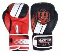 Rękawice bokserskie MASTERS RPU-CARBON 12 oz