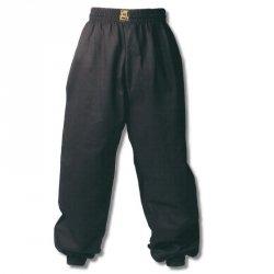 Spodnie treningowe do kung-fu bawełna
