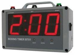 Zegar interwałowy dla trenera BT 01
