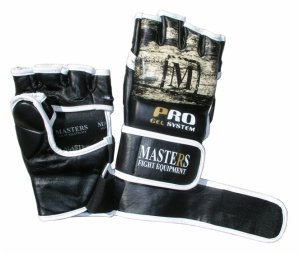 Rękawice do MMA MASTERS - GFT-5000