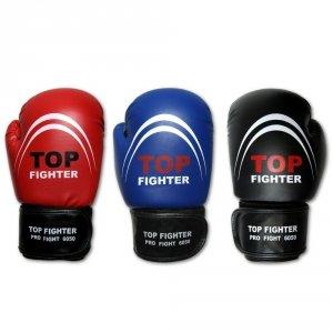 Rękawice skaj Top Fighter  12 - 14oz