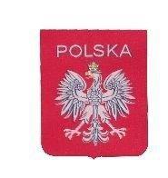 Godło Polski - naszywka