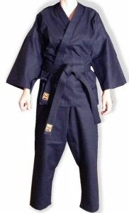 Karatega czarna - BAWEŁNA