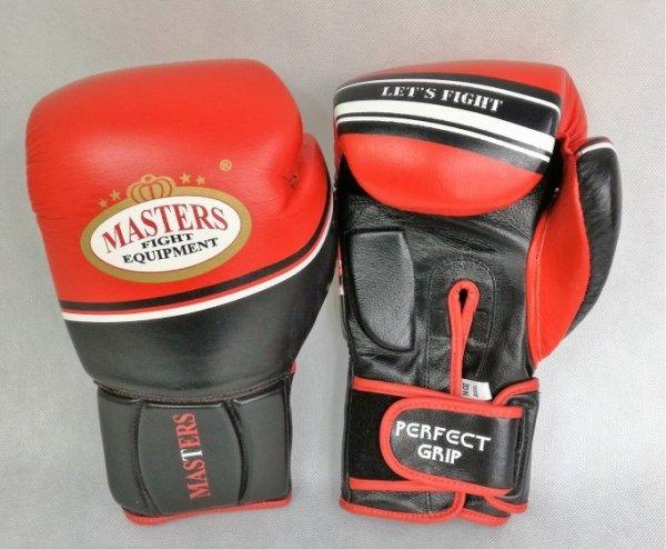 Rękawice bokserskie skóra RBT-LF 14oz.