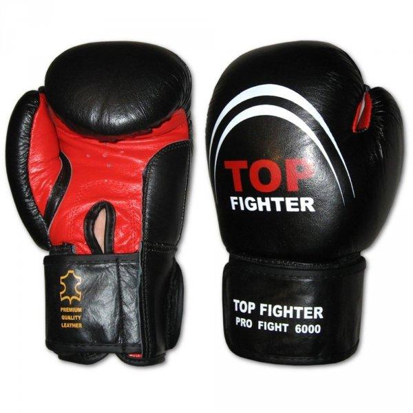Rękawice skóra Top Fighter