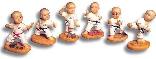 Figurki karateków 1