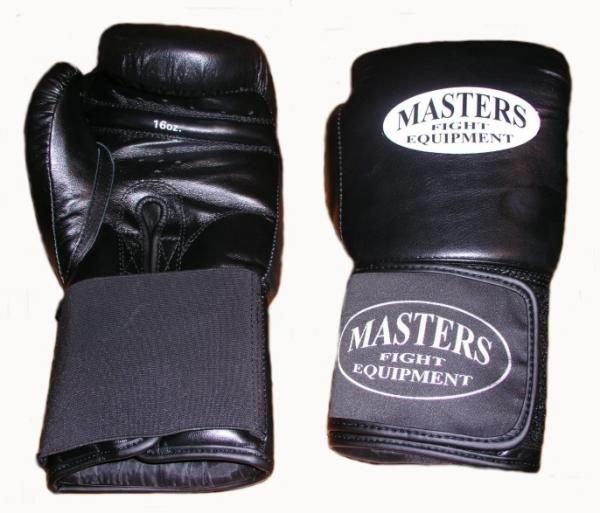 Rękawice bokserskie RBT-16a - skóra
