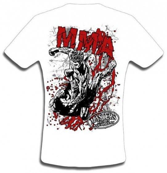 koszulka biała Masters TS-20