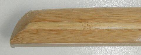 Boken z bambusa klejonego warstwowo importowany