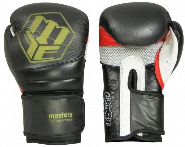 Rękawice bokserskie RBT-11A MASTERS budosport.pl