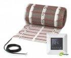 Zestaw: Mata grzejna DEVIcomfort 150T (DTIR-150)  150W / 1m2 / 0.5x2m + Termostat DEVIreg Opti