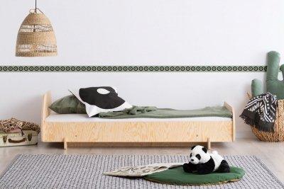 KIKI 4  90x150cm Łóżko dziecięce drewniane ADEKO