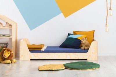 KIKI 13  80x170cm Łóżko dziecięce drewniane ADEKO