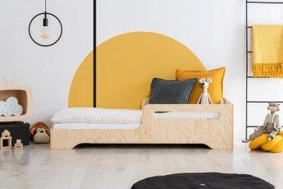 KIKI 3  80x170cm Łóżko dziecięce drewniane ADEKO