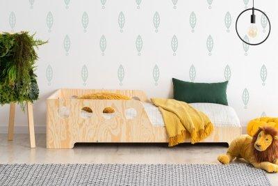 KIKI 16  80x170cm Łóżko dziecięce drewniane ADEKO