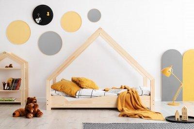 Loca A 70x170cm Łóżko dziecięce drewniane ADEKO