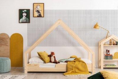 Loca C 70x180cm Łóżko dziecięce drewniane ADEKO