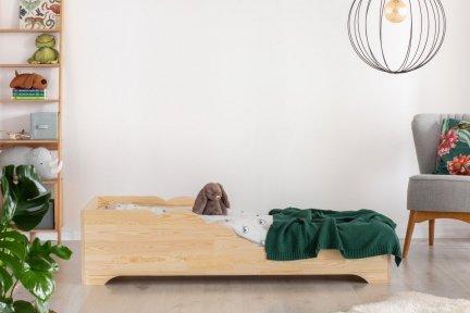 BOX 11 80x180cm Łóżko drewniane dziecięce