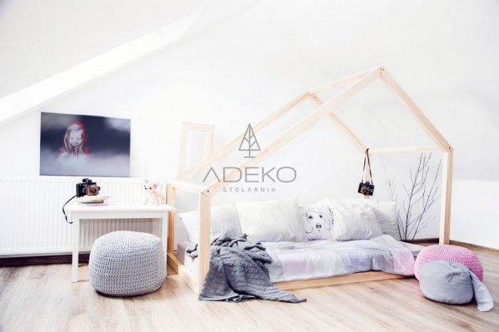 DM 100x180cm Łóżko dziecięce domek Mila ADEKO