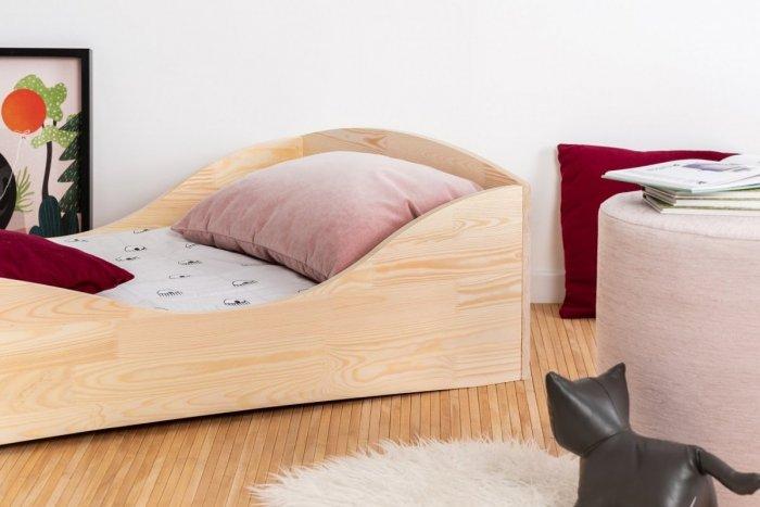 PEPE 5 100x190cm Łóżko drewniane dziecięce