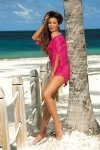 Tunika plażowa Marko Lily M-339 Fresia