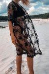 Qso Black Love Narzutka plażowa