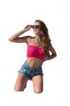 Merribel  Sommertop Pink top