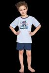 Cornette Kids Boy 473/89 Police 86-128 piżama chłopięca