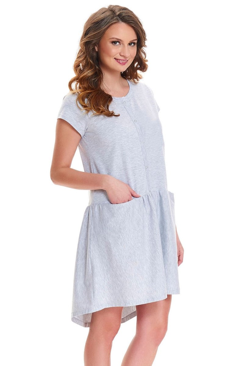 a5cfa8e5ee49e2 Dn-nightwear TCB.9445 koszula nocna - Piżamy Koszule nocne - Dla Mam,