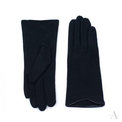 Art of Polo Melbourne Czarne rękawiczki
