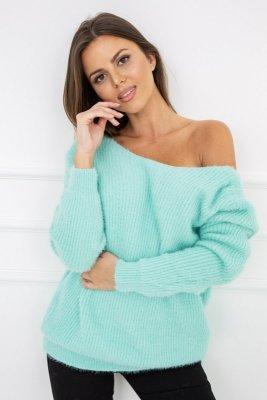 Vittoria Ventini Brandy Pistachio M920 sweter damski