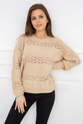 Vittoria Ventini Shannon Carmel G2569 sweter damski