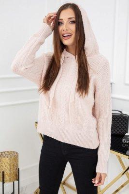 Vittoria Ventini Luella French Pink SC128 sweter damski