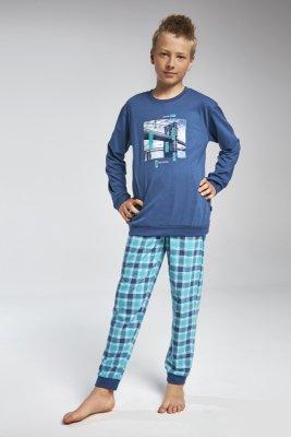 Cornette 966/81 Bridge piżama chłopięca