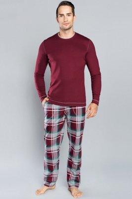 Italian Fashion Walenty dł.r. dł.sp. piżama męska