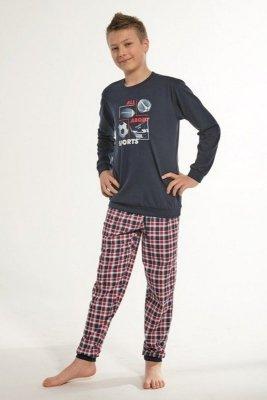 Cornette 966/100 Young Sport Piżama chłopięca