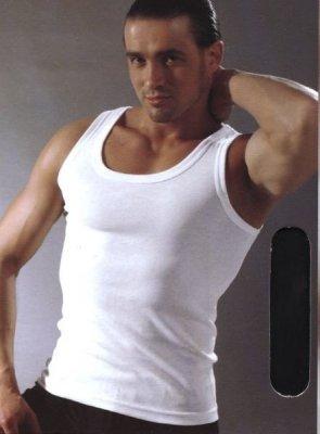 Szata Tadeusz ramiączko biała koszulka