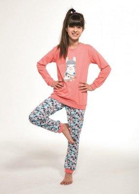 Cornette Kids Girl 353/115 Llama 86-128 piżama dziewczęca