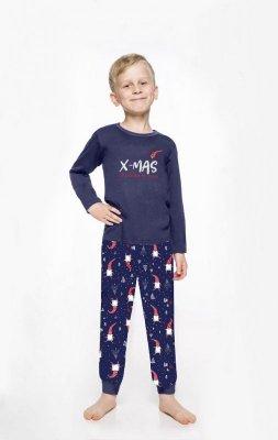 Taro Krasnale 2356 104-140 piżama chłopięca
