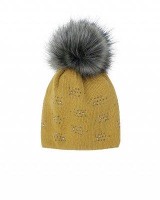 AJS 38-624 czapka damska