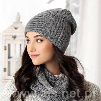 AJS 38-629 czapka damska